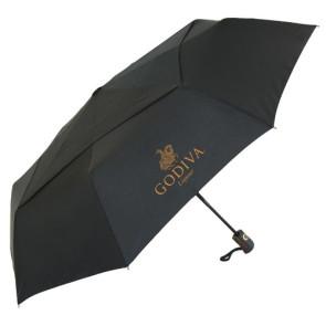 The Vented Director Auto Open & Close Folding Umbrella