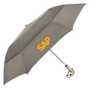 The Little Giant Vented Folding Umbrella