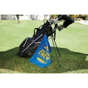 Jewel Collection Golf Towel w/ Corner Grommet (Screen Print)