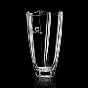 Baranoff Vase - 10 in. Crystalline