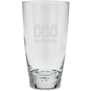 11.5 oz Deep Etch Luna Beverage Glass