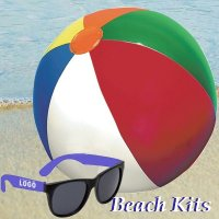 Logo Beach Kits