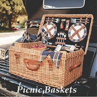 Company Picnic Baskets