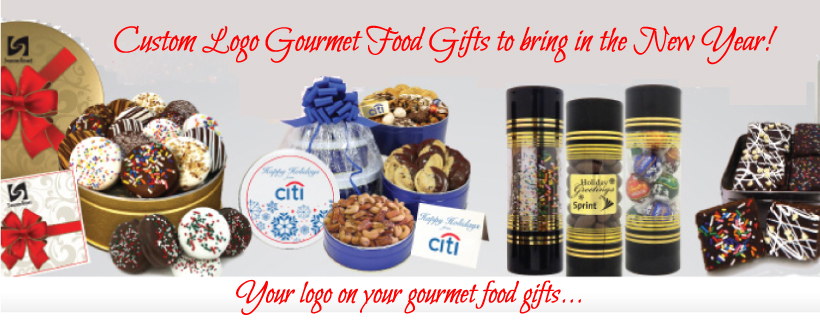 Fresh Gourmet Cookies and Gifts with Your Company Logo