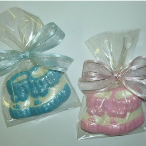 Baby Bootie Chocolate Novelty
