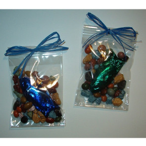 Chocolate Fish on the Rocks