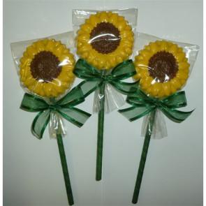 Milk Chocolate Sunflower Pop