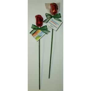 Chocolate Rose with Stem