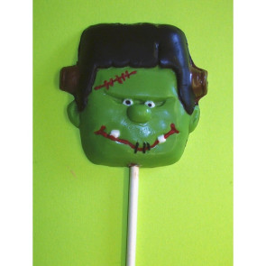 Chocolate Frankenstein Pop