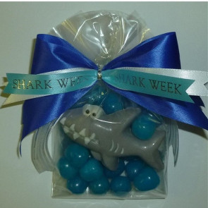 Shark Week Candy Bag