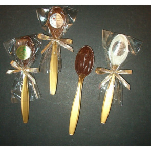 Chocolate Stirring Spoons