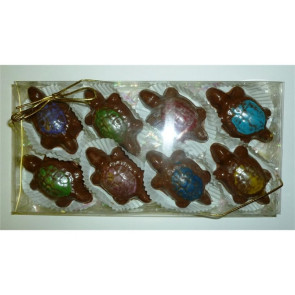 Pecan Caramel Painted Turtle 8 Pack