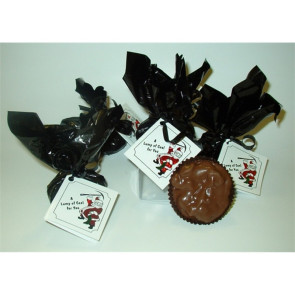 Chocolate Lump of Coal