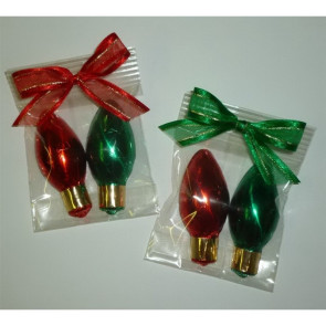 Chocolate Christmas Tree Light Duo
