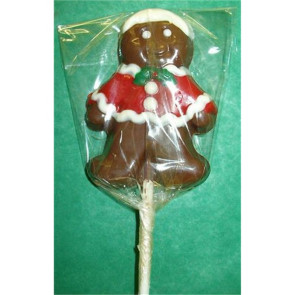 Gingerbread Man Pop