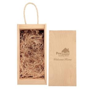 Laser Engraved Romeo/Giullietta Wood Box