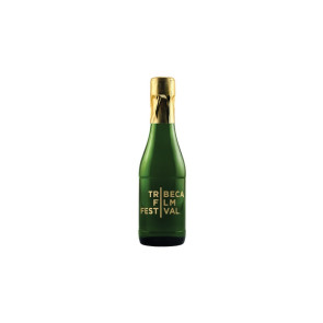 187Ml Mini Non-Alcoholic Sparkling Grape Juice Deep Etched w/ 1 c