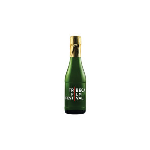 187Ml Mini Non-Alcoholic Sparkling Grape Juice Etched w/ 2 Color