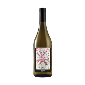 750ml Chardonnay White Wine - w/Custom Full Color Label