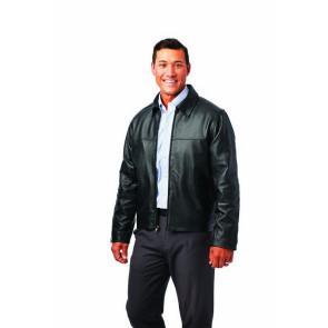 Classic Lambskin Leather Drving Jacket - Unisex