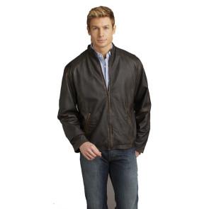 Vintage Leather Jacket for Men