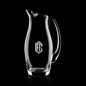 Belfast Pitcher - 50oz Crystalline