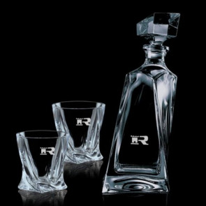 Bonhan Decanter and 2 On-the-Rocks