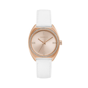 Caravelle Ladies Strap from the Retro Collection