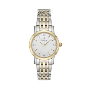 Bulova Watches Ladies Bracelet - Diamonds Company Watch
