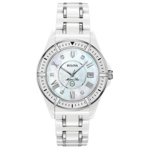 Bulova Watches Ladies Marine Star Bracelet