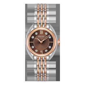 Bulova Watches Ladies Bracelet Watch
