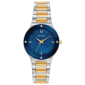 Bulova Watches Ladies Millenia Bracelet from the Futuro Collection