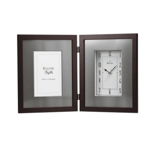 Bulova Clocks Winfield (Picture Frame) Custom Clock