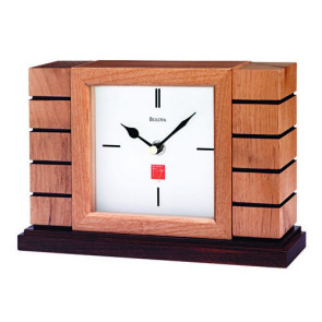 Bulova Clocks Usonian