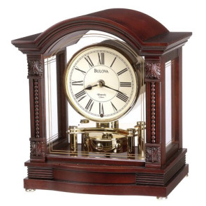 Bulova Clocks Bardwell (Mantel Chime) Custom Clock