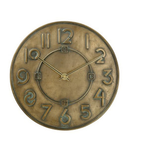 Bulova Clocks Exhibition Clock (Wall)