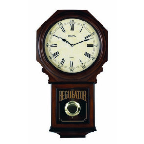 Bulova Clocks Ashford (Wall Wooden) Custom Clock