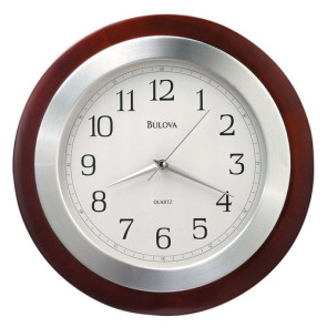 Bulova Clocks Reedham (Wall Wooden)