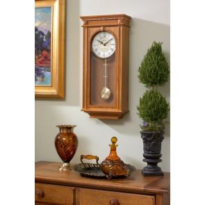 Bulova Clocks Manorcourt (Wall Chime) Custom Clock