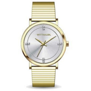 Wittnauer Mens Bracelet from the Black Tie Collection- Gold