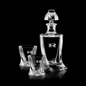 Oasis Decanter and 2 On-the-Rocks