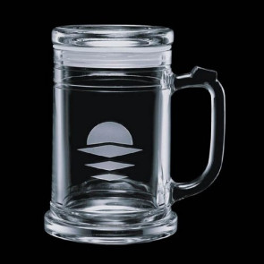 Raleigh 16oz Mug & Lid