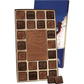 Custom Chocolate Assortment with Lid 90-Piece