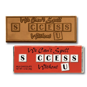 We Can't Spell Success Without U Wrapper Bars