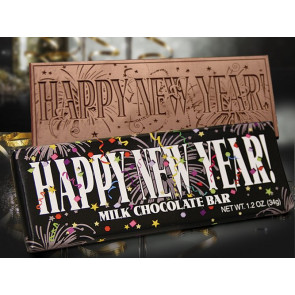 Happy New Year Bar  - Stock Design