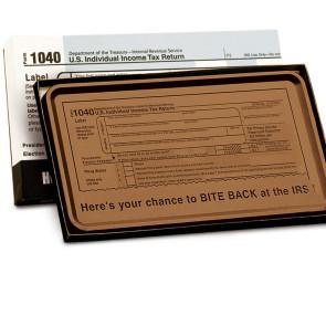 IRS 1040 8oz Bar  - Stock