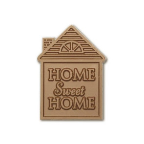 Home Sweet Home Chocolate House - Stock