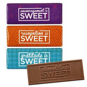 Chocolate is Sweet Wrapper Bar Assortment