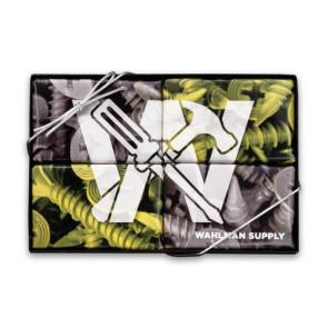 Chocolate Wrapper Bars Gift Set 2x3 4pk (1 design, PVC lid)