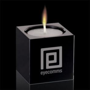 Perth Candleholder - Black 2